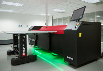 Thermoflexx imaging device within Reproflex 3's plate making facility